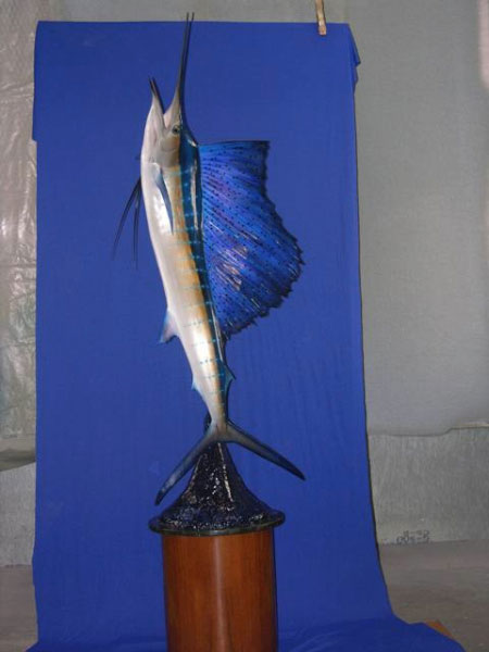 Sailfish Pedestal Mount