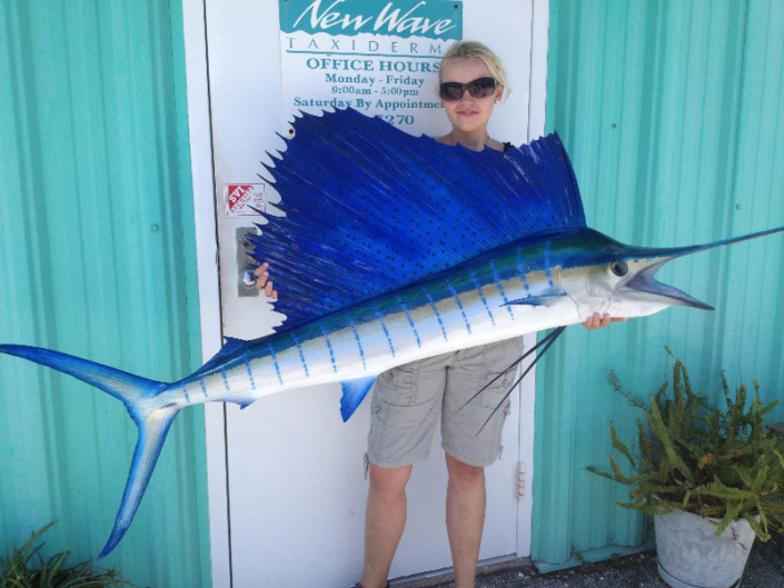 Sailfish Wall Mount