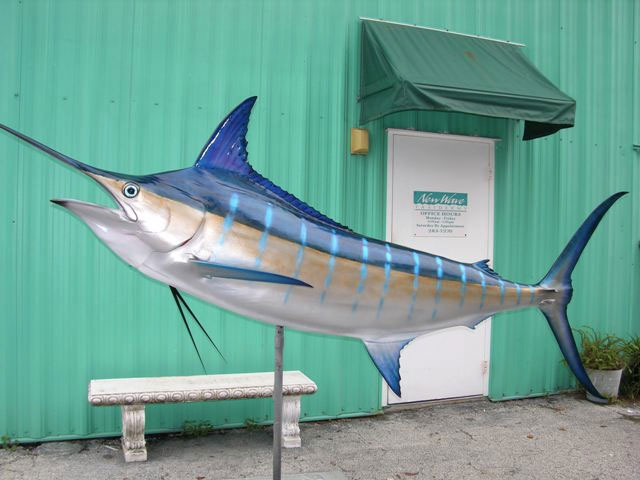 Blue Marlin Mounts
