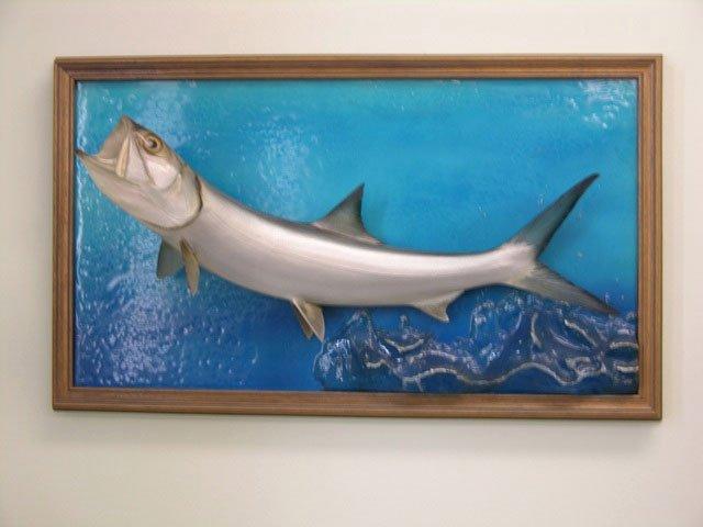 Ladyfish Mounts