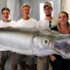 World Record Alligator Gar